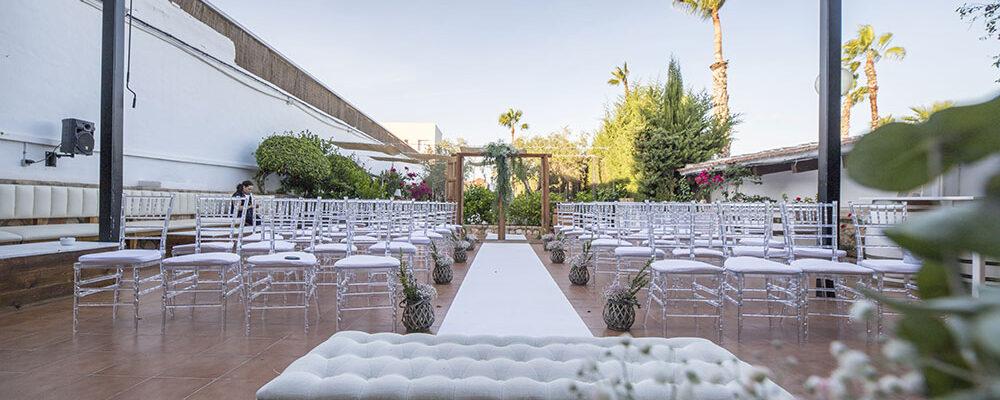 ceremonia civil - El Jardín de los Molinos