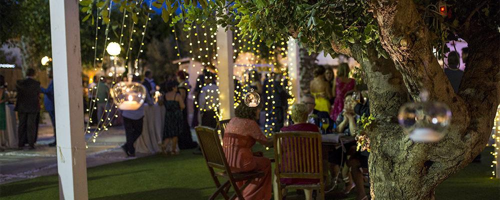 salon de celebraciones - El Jardín de los Molinos
