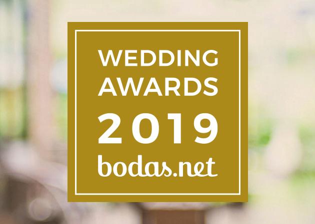 premio bodas.net el jardin de los molinos