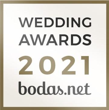 El Jardín de los Molinos, ganador Wedding Awards 2021 Bodas.net